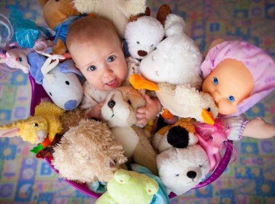 Чем чревато изобилие для ребенка