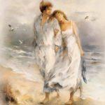 В одном Мужчине любить всех мужчин, в одной Женщине любить всех женщин