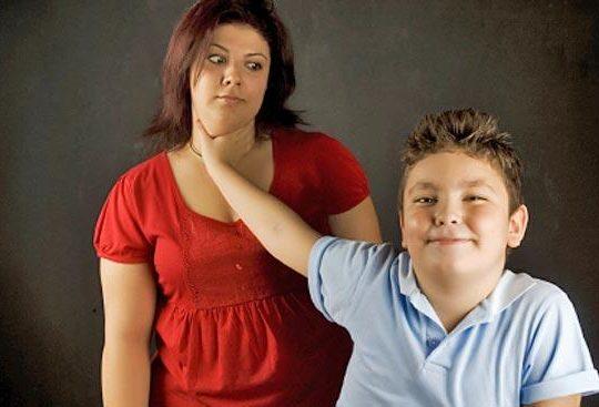 Непроработанные травмы  родителей передаются детям