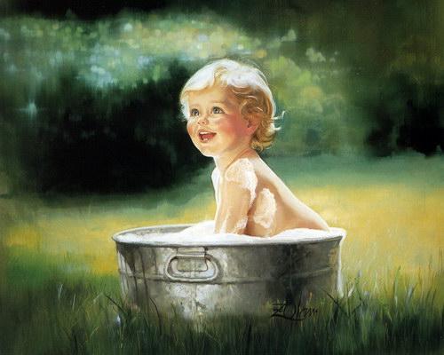 Опыт детства - основа будущей личности