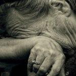 Плач матери